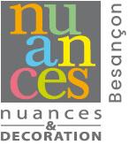 Logo nuances et décoration